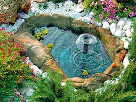 Bacini interrati laghetto giardino bacino colorazione naturale for Laghetti per tartarughe prezzo