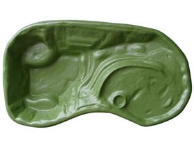 Laghetti tartarughe realizzati in materiale antisdrucciolo for Vasche x laghetti