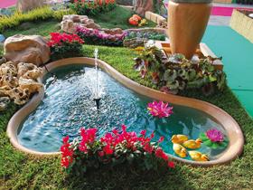 Laghetto giardino i laghetti della collezione perle d for Laghetti per tartarughe prezzo