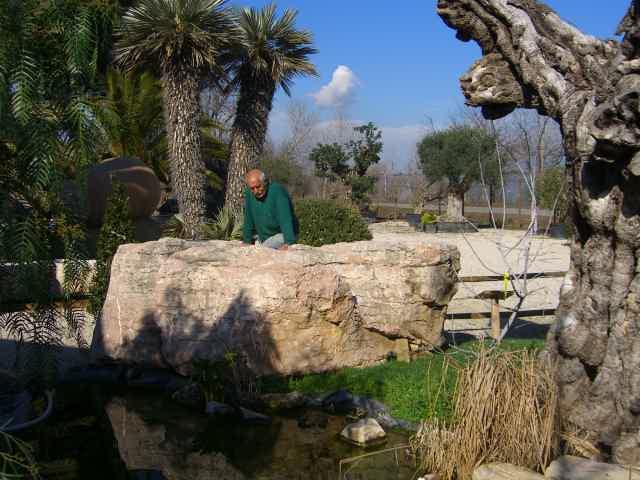 Monoliti roccie e manufatti esemplari - Rocce da giardino ...
