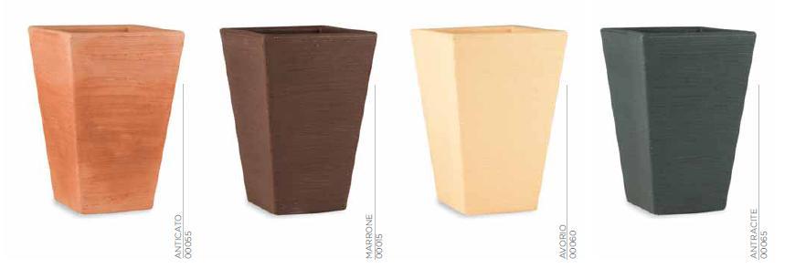 Vasi moderni da interno ed esterno vaso elegante contemporaneo varie forme e colori piccoli medi - Vasi moderni da interno ...